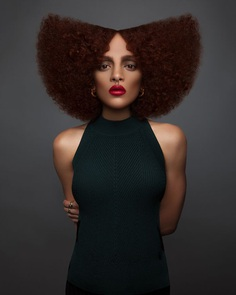 Spectacular Women Rocking their Afros – Fubiz Media