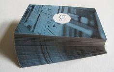 Du Har Mitt Ord | Dalston Creative #blue #brand #card