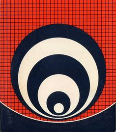 FFFFOUND! #grid #red #circles