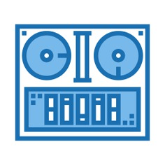 See more icon inspiration related to dj mixer, music and multimedia, disc jockey, mixing, electronics, mixer, party and music on Flaticon.