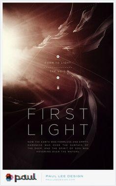Paul Lee Design #first #print #design #lee #illustration #poster #light #paul