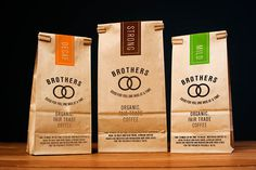Package Design: olive oil and coffee by Matthew Hageman