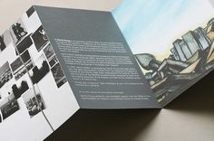 Amanda Jane Jones #print #brochure