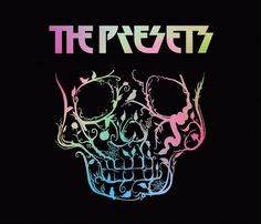 Blow Up EP #ep #presets #the #illustration #jonathan #blow #zawada #up #music #skull #colour #gradients #typography