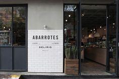 Abarrotes Delirio | coolhuntermx #signage