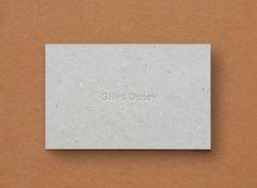 Giles Duley Stationery 1
