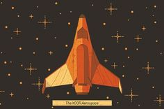 ISO50 Blog – The Blog of Scott Hansen (Tycho / ISO50) » The blog of Scott Hansen (aka ISO50 / Tycho) #spaceship #vintage #space