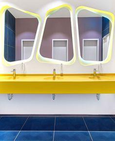 Bonaldo at the New Prizeotel - #decor, #interior, #hotel,  #architecture,  #restaurant