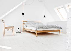 Flat in Dolina Słońca by Loft Szczecin. #bedroom #minimal #loftszczecin