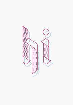 Ribbon Typeface by Julia Agisheva #design #typography
