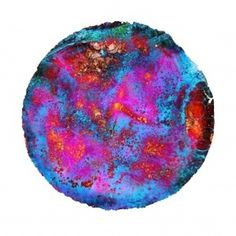 stock.xchng - Grunge Spot 4 (stock illustration by ba1969) #colourful #paint #blob