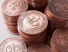 5TH ANNIVERSARY SET (LIMITED EDITION) | Ugmonk #limited #edition #branding #copper #ugmonk #coins