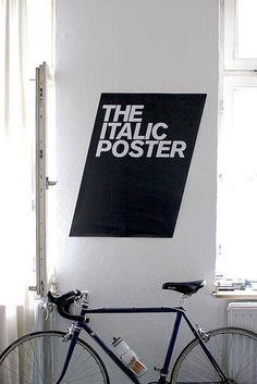 tumblr_lnx5zaABE71qa9y0ko1_400.jpg (333×499) #italic #poster #the