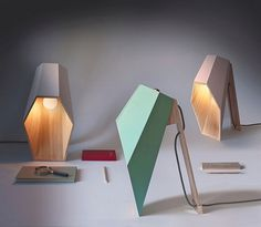 Woodspot Table Lamp by Alessandro Zambelli for Seletti #lamp #accessories #zambelli #design #home #lighting #table #seletti