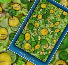 Family Tree Chart Theme: Sliced Citrus | Relation Creations #genealogy #family #chart #tree