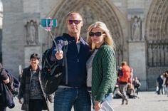 Selfies Across Europe by Chelsea London