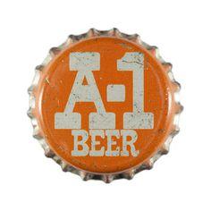 A-1 Beer #type #vintage