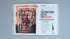 Fortune Magazine — Sumner Redtone - McQuade