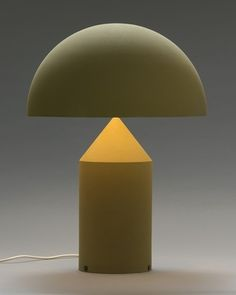 MoMA | The Collection | Vico Magistretti. Atollo Table Lamp (model 233). 1977 #design #light #magistretti #table #vico