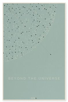 Theory + Craft #nasa #design #space #poster