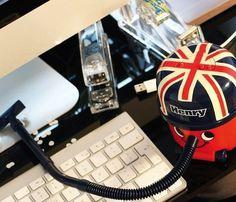 Henry Desktop Vacuum Cleaner #gadget