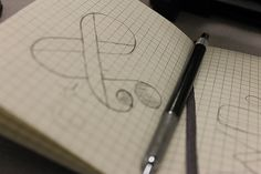 Urban Beauty on the Behance Network #ampersand #moleskine #typography