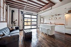 Urban Cowboy by Lyon Porter #design #interiors