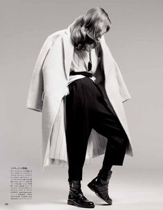 Vogue Japan December 2012 | Dedicated to Nuance