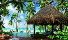 A private island heaven located near Taveuni in the Fiji Islands, Laucala Island, has been transformed into the eventual oasis of escape & luxury. Book with Villa Getaways