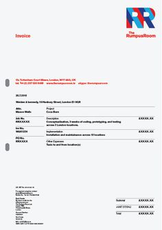 Art Direction #colateral #invoice #branding #brand #stationery