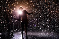 Post image for Exhibit We Love: The Rainroom By Random International #rain