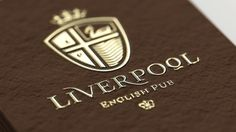 Reynolds and Reyner — Liverpool English Pub #branding #reynolds #print #reyner #and #logo