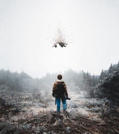 Surreal and Dreamful Photo Manipulations by Tim El-Helou