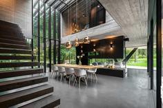 dining room, Querkopf Architekten