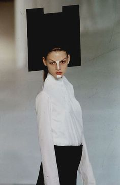 Hussein Chalayan Spring 1998 #fashion #chalayan #art #hussein