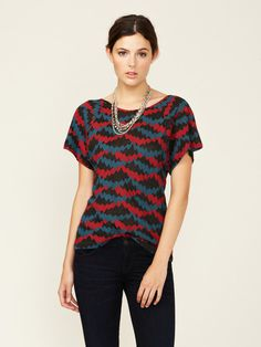 Twenty8Twelve Finn Raglan Jersey Tee #fashion #pattern #tee