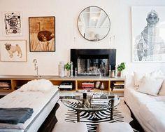 Lonnymag.com #interior #design