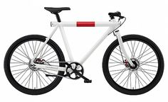 Vanmoof D-Series (Düsenjager) #urban #design #bicycle #commuter