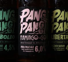 PangPang Brewery on Behance