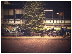 Photography / I heart bikes in Berlin #bikes #photography #berlin