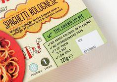 Morrisons Just for Kids on Packaging of the World Creative Package Design Gallery #packaging #burnetts #illustration