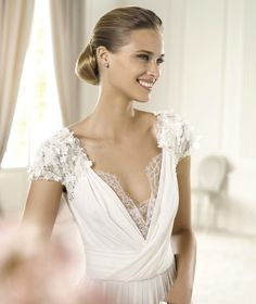 Janeta Samp for Elie Saab 2013 Bridal Collection