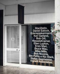 Exhibition | Manifesto #manifesto
