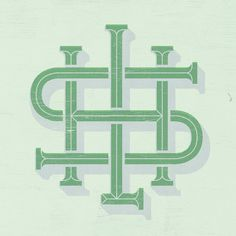 Branding Daran Brossard Creative Co. / DBCCo. #mark #crest #initial #monogram #brand #logo