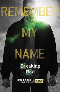 #poster breaking bad walter white heisenberg