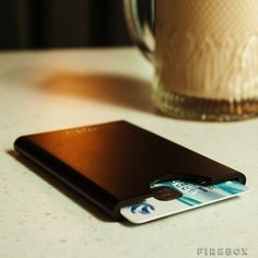 Thin King Wallet #gadget #wallet