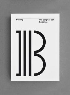 AGI BCN Congress Guides | Astrid Stavro Studio #print #design #cover #editorial #typography