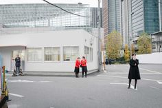From Somewhere, To Elsewhere: Raw Depiction of Tokyo by Yota Yoshida