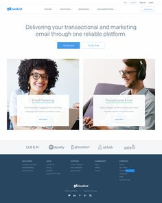 Marketing & Transactional Email Service | SendGrid | SendGrid
