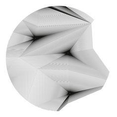 Penta Moiré | #circle #shape #pattern #moir